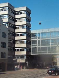 Amtsgericht Bremen © kriddl (gemeinfrei) Wikipedia